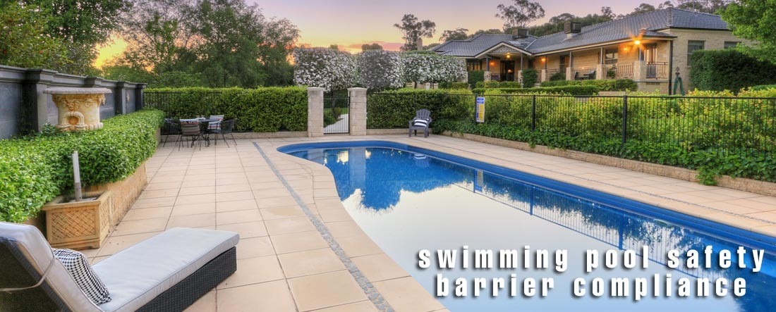 187 Swimming Pool Safety Barrier Compliance